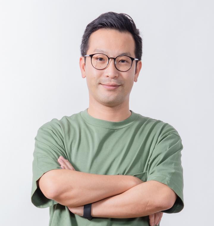 代表取締役 越⽔ ⼤輔