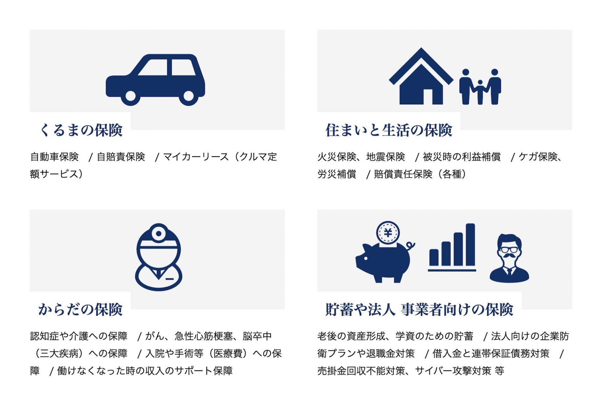 家庭保険サービス